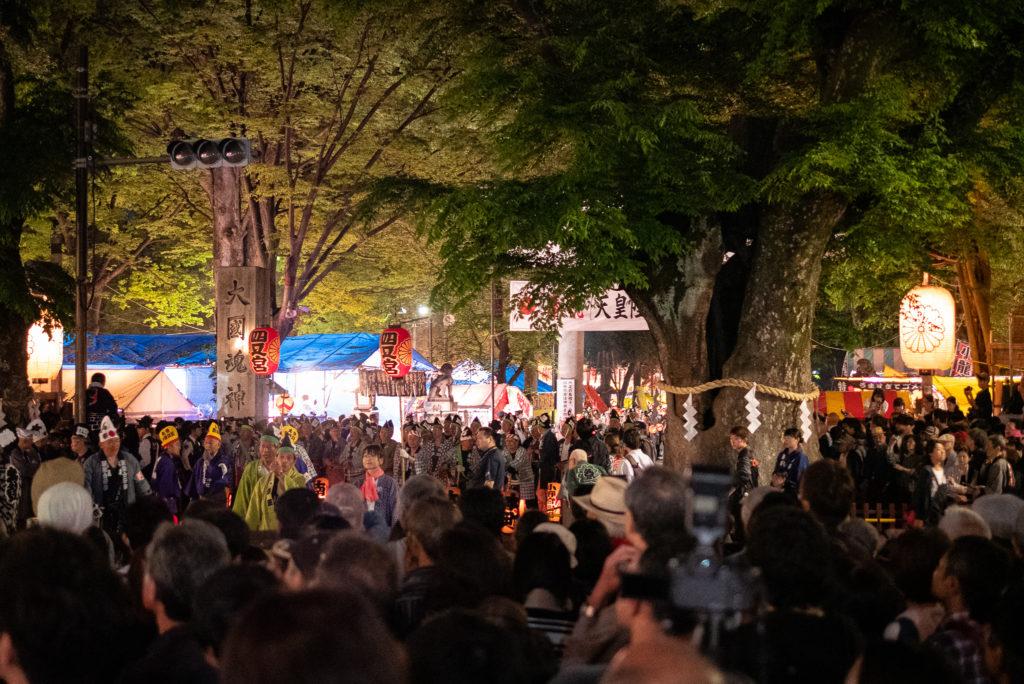 府中_くらやみ祭