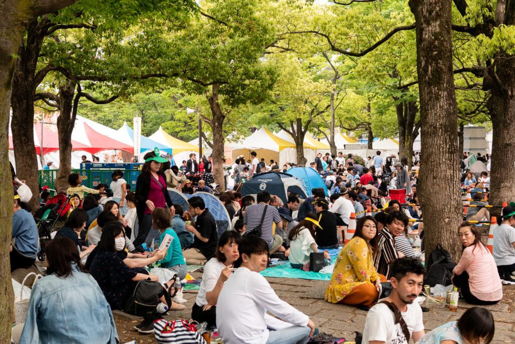 代々木公園_タイフェスティバル2019