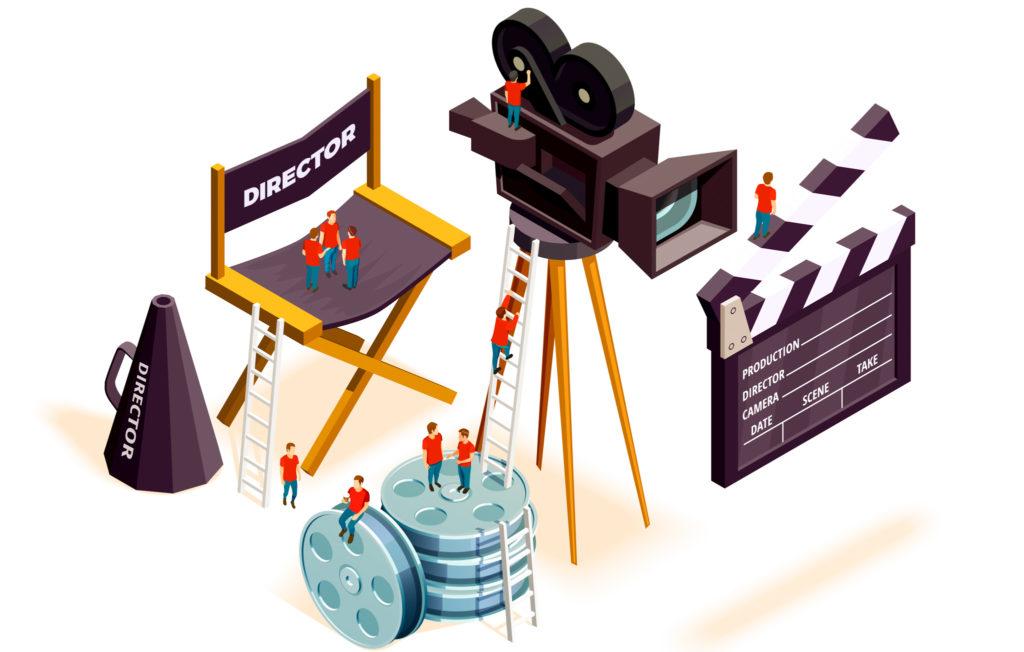 撮影現場で俳優に求められること4